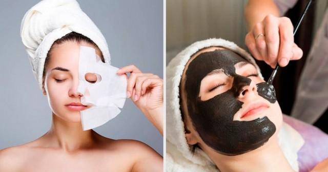 6 masques peel off la g latine pour revitaliser la peau du visage newsmag. Black Bedroom Furniture Sets. Home Design Ideas
