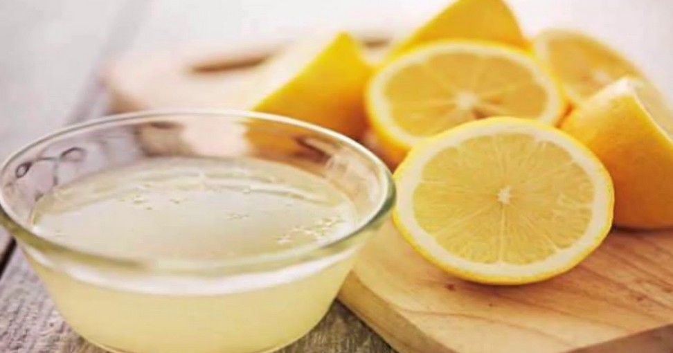 effet du citron pour maigrir