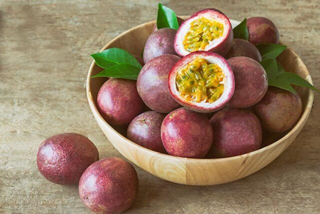 Découvrez les 6 bonnes raisons de manger les fruits de la passion