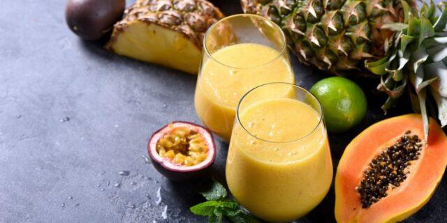Recette smoothie à la vitamine C pour boostez votre immunité
