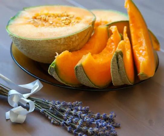 3 soins de beauté faits maison avec du melon